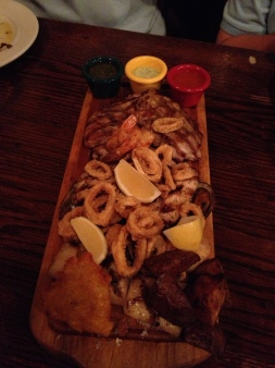 Steak and Seafood Tablet