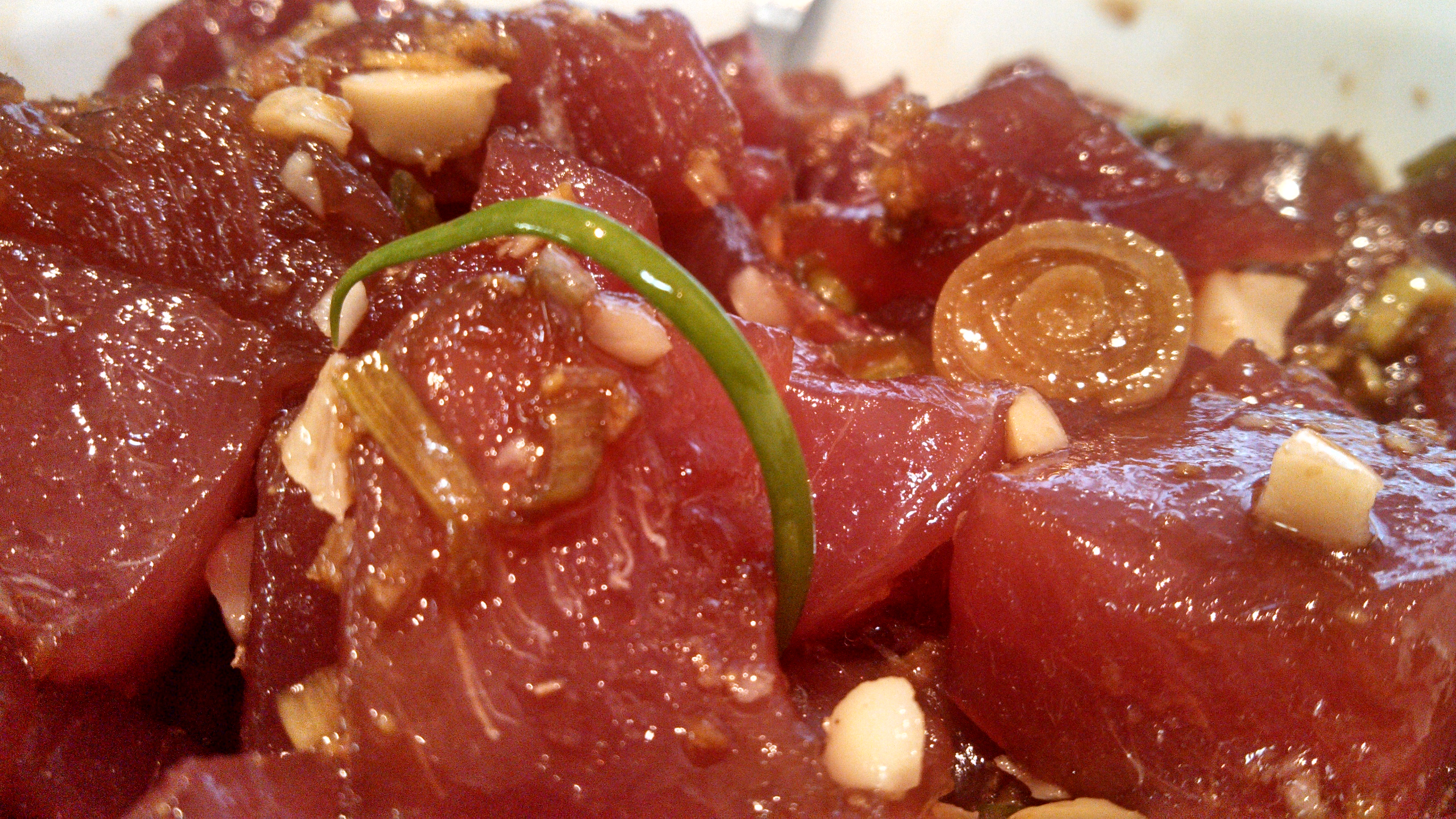 Ahi Tuna Poke | Connor's Taste Buds